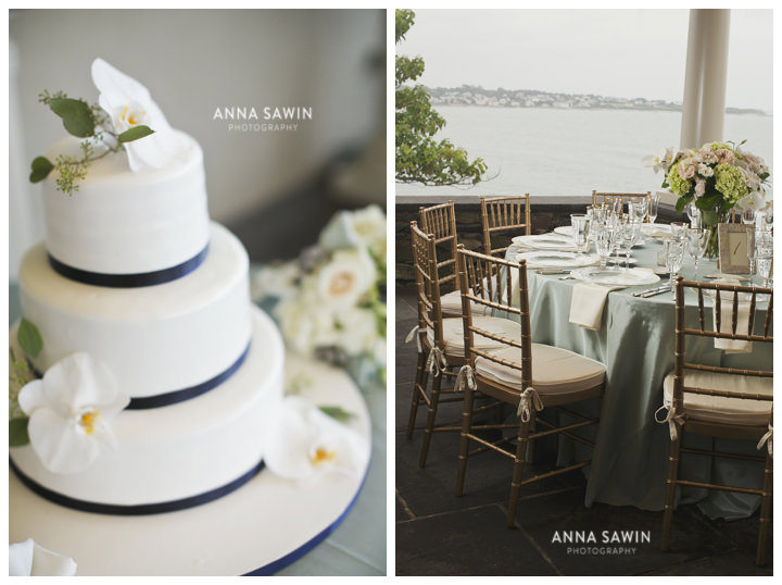 The Chanler At Cliff Walk Wedding | Julie Brendan Married At The Chanler In Newport Ri Anna Sawin
