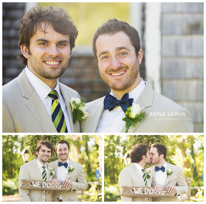 Adam + Andrew: Married In Craigville, Cape Cod