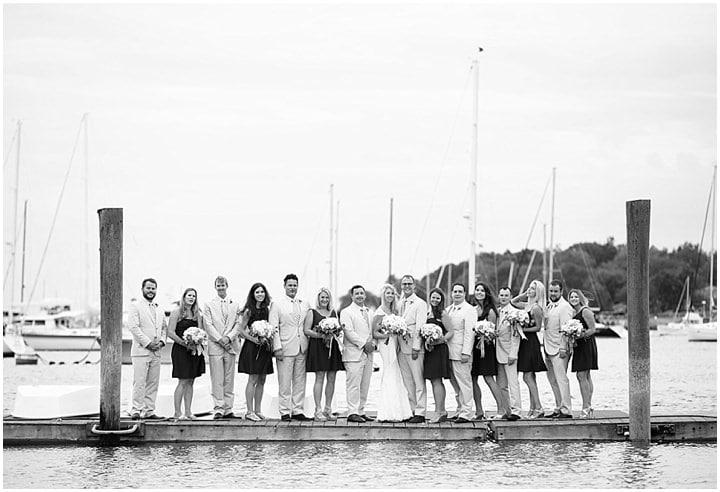Stonington_Beach_Wedding_WadawanuckClub_AnnaSawinPhotography_StoningtonCT_NavyBlueBridesmaids_ConnecticutShoreline_038
