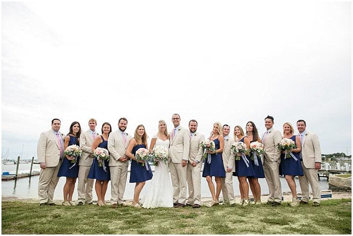 Stonington_Beach_Wedding_WadawanuckClub_AnnaSawinPhotography_StoningtonCT_NavyBlueBridesmaids_ConnecticutShoreline_039
