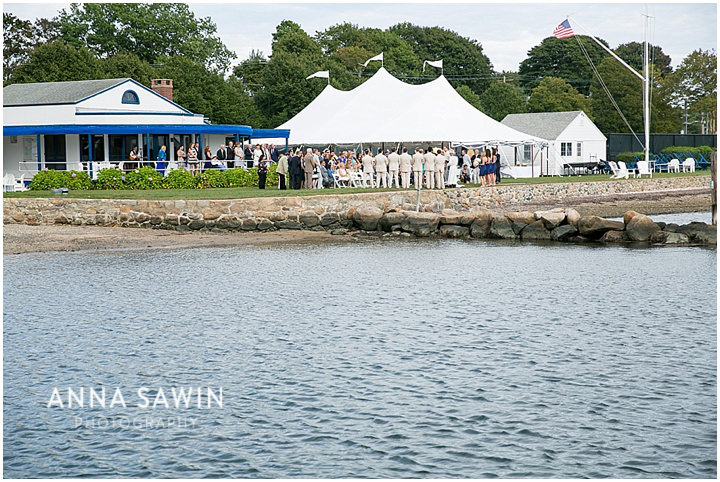 Stonington_Beach_Wedding_WadawanuckClub_AnnaSawinPhotography_StoningtonCT_NavyBlueBridesmaids_ConnecticutShoreline_042